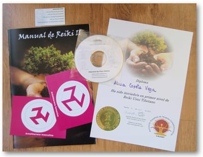 materiales-del-curso-de-reiki-madrid